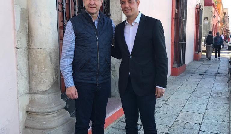 Esteban y Murat