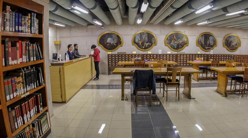 UNAM (28 de marzo 2019). La Hemeroteca Nacional de México resguarda uno de los acervos más grandes de América Latina. Dirección General de Comunicación Social. Recuperado de: https://www.dgcs.unam.mx/boletin/bdboletin/2019_213.html