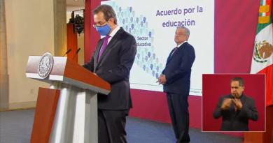México: El Regreso a Clases del ciclo escolar 2020-21 iniciará el 24 de agosto apoyados de medios de comunicación