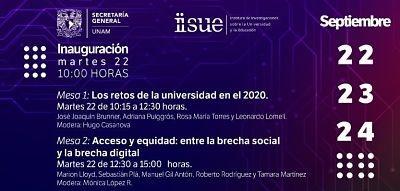 La Universidad y su futuro. Una mirada desde el 2020