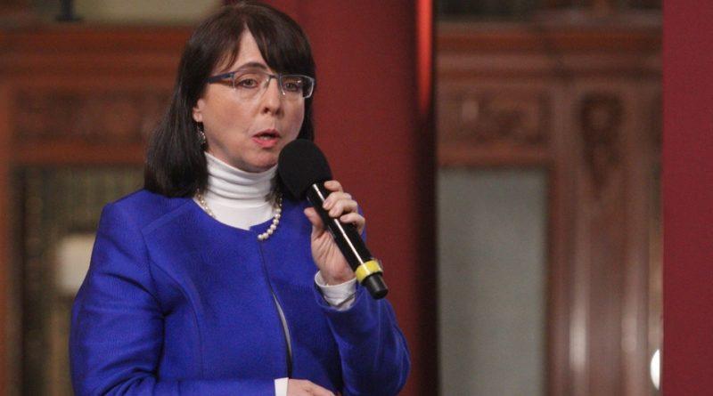 """""""Viene buenos tiempos para la ciencia"""": directora del CONACYT."""