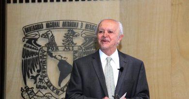 El rector de la UNAM sugiere medalla Belisario Domínguez post mortem a Mario Molina