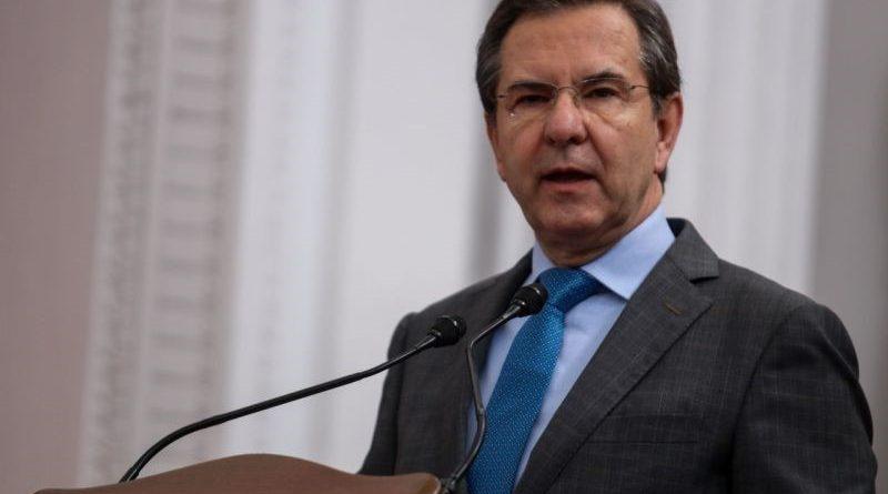 Esteban Moctezuma suple a Bárcena en la embajada de México en EU.