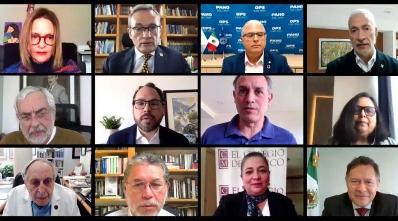 Afirma el rector Enrique Graue más de 150,000 muertes aprueban que el sistema de salud fue rebasado.