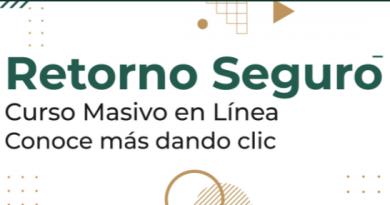 México: SEP impulsa un MOOC para el Retorno Seguro a clases presenciales del ciclo 2021-2022