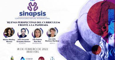 SINAPSIS: Nuevas Perspectivas del Currículum Frente a la Pandemia