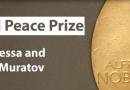 UNESCO: Maria Ressa y Dmitry Muratov, como los galardonados con el Premio Nobel de la Paz 2021